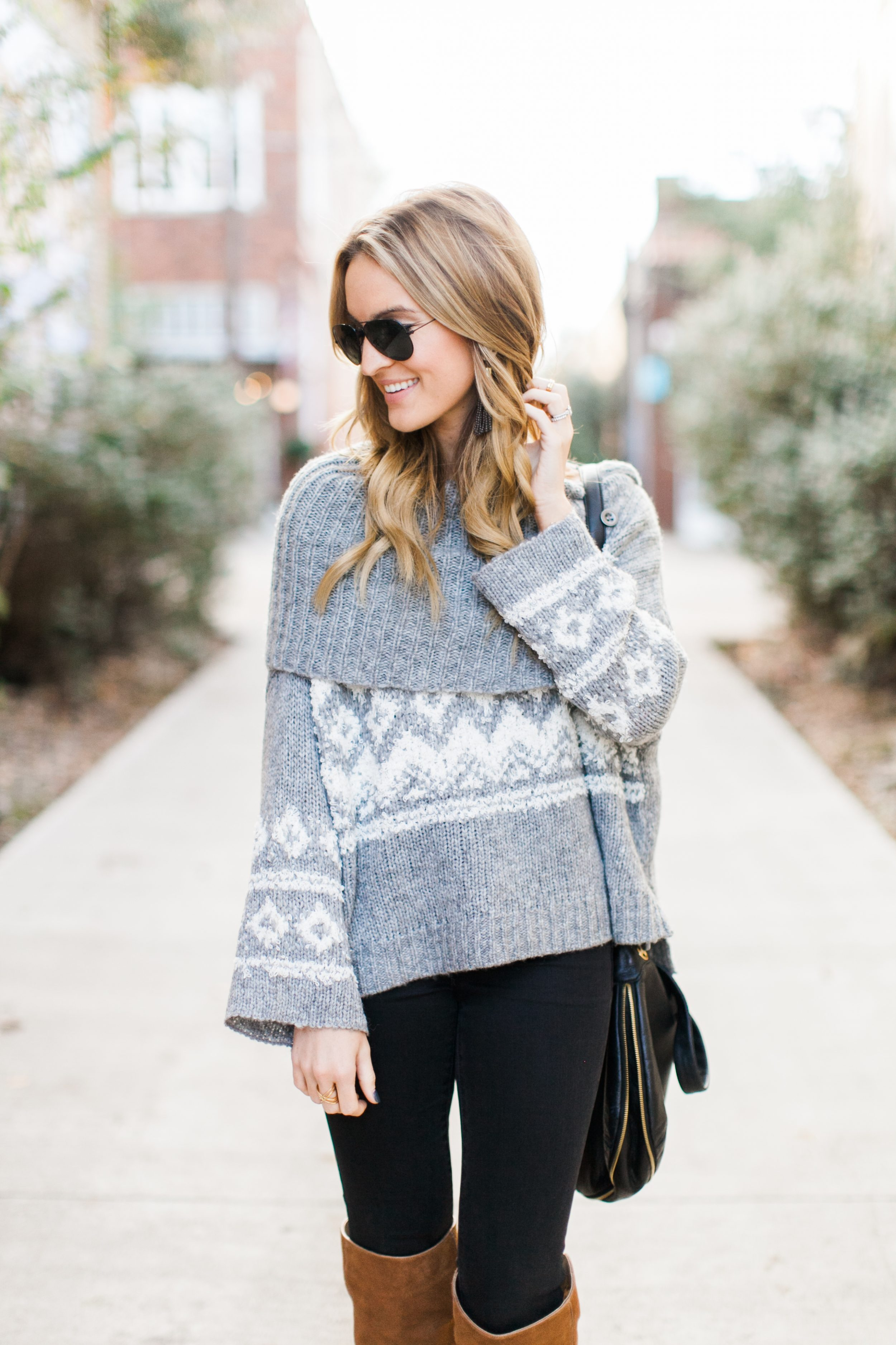 the perfect winter sweater