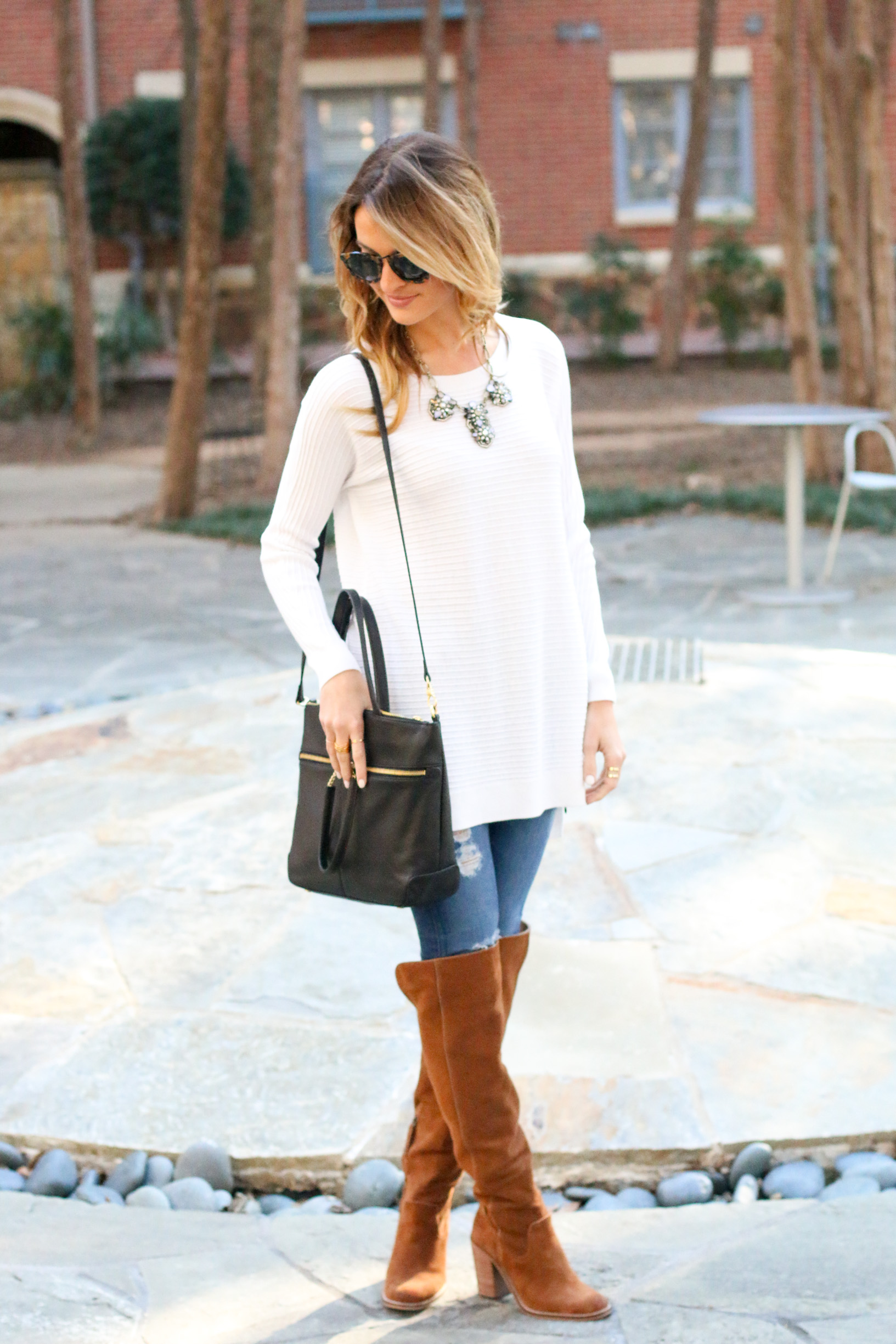 white-tunic-sweater