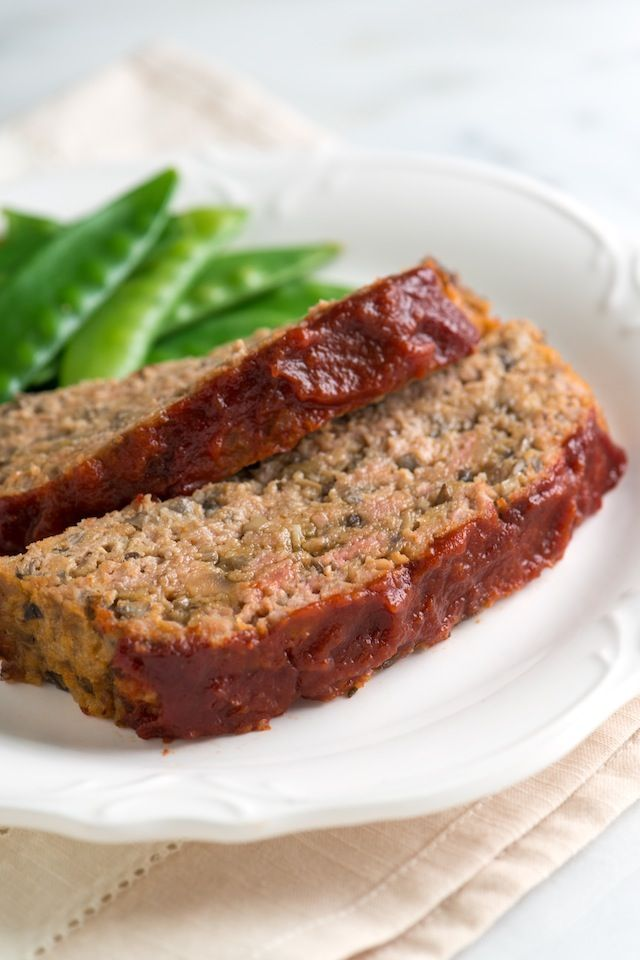 turkey meatloaf: clean, simple and delicious