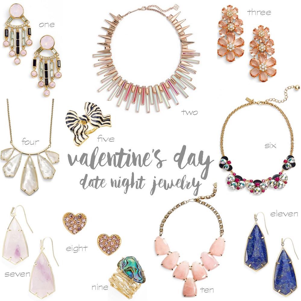 date night jewelry
