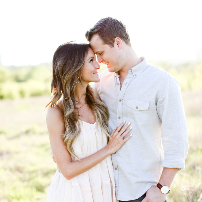lauren sims what to wear for engagement pictures