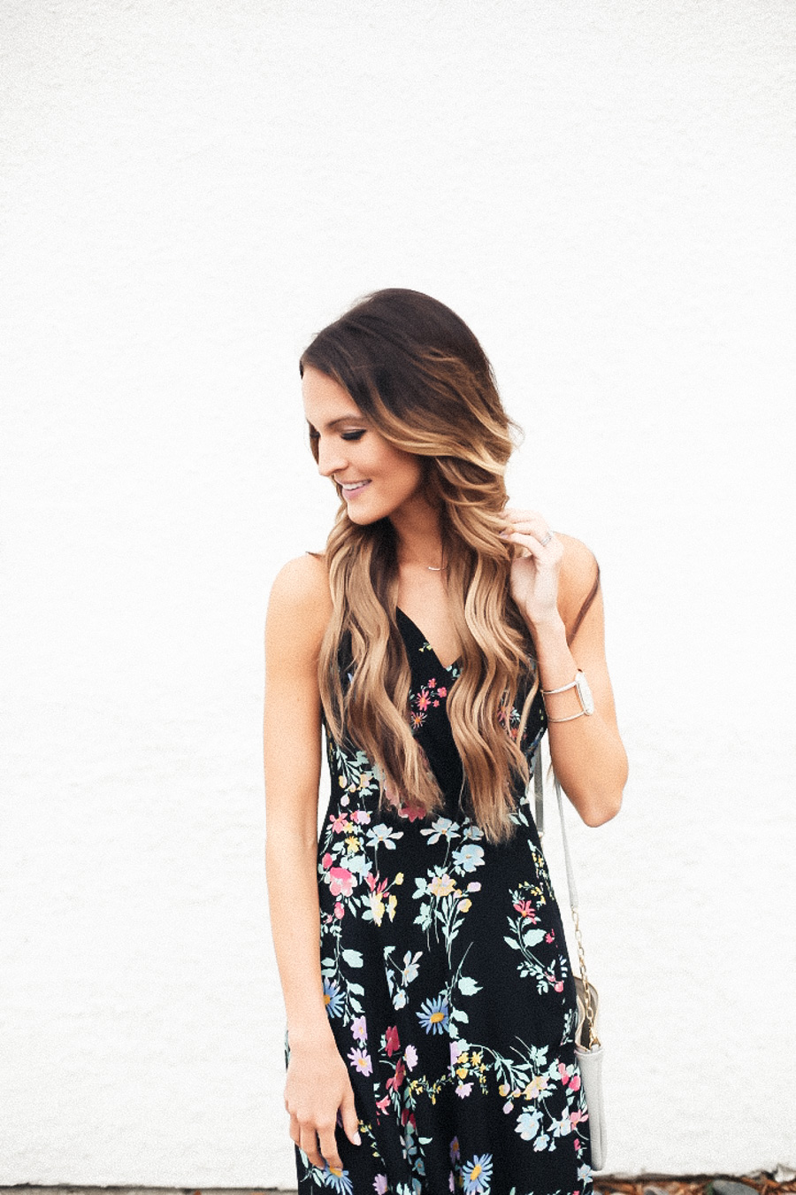 Floral Maxi Dress Memorial Day Sales Lauren Kay Sims