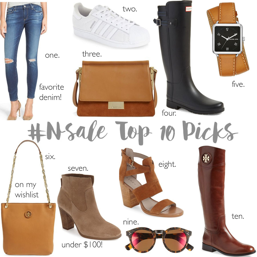 Nordstrom Anniversary Sale: Top 10 picks