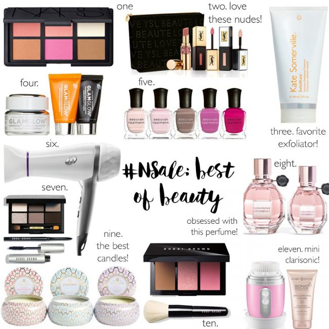 nsale best beauty products