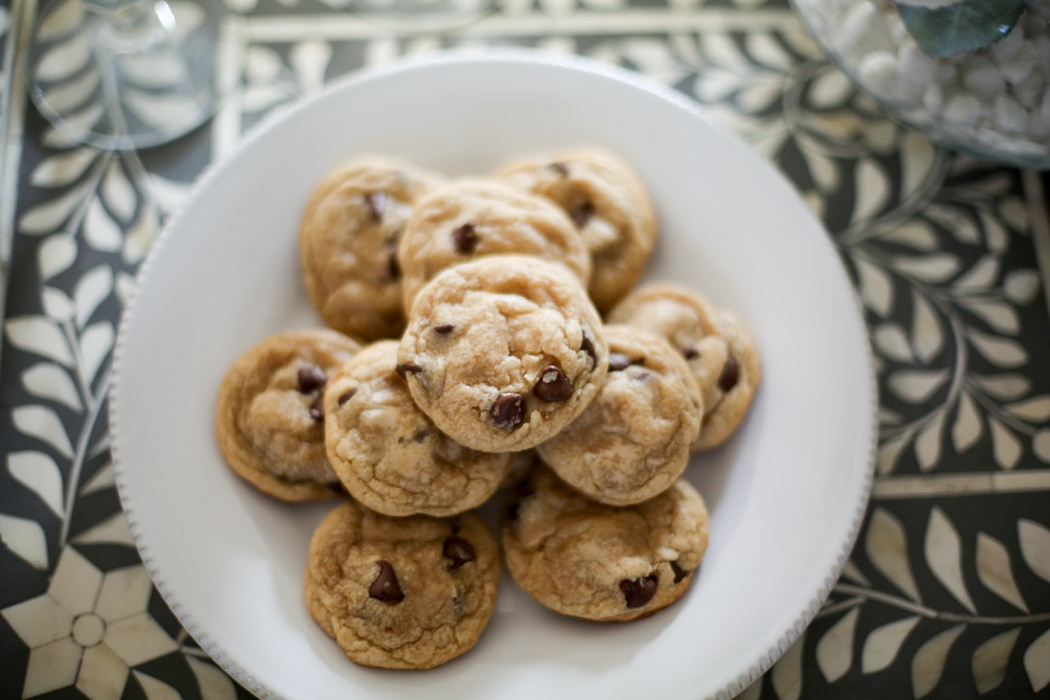 lauren sims best chocolate chip cookie recipe