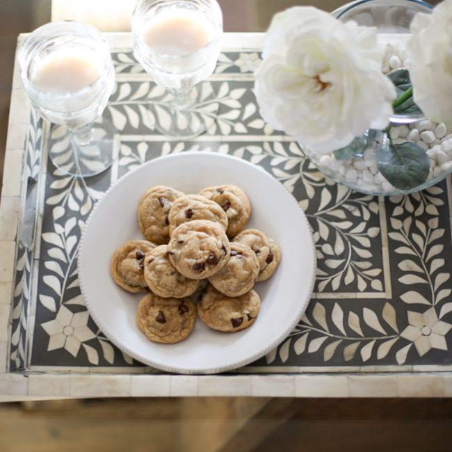 lauren sims best chocolate chip cookie recipe