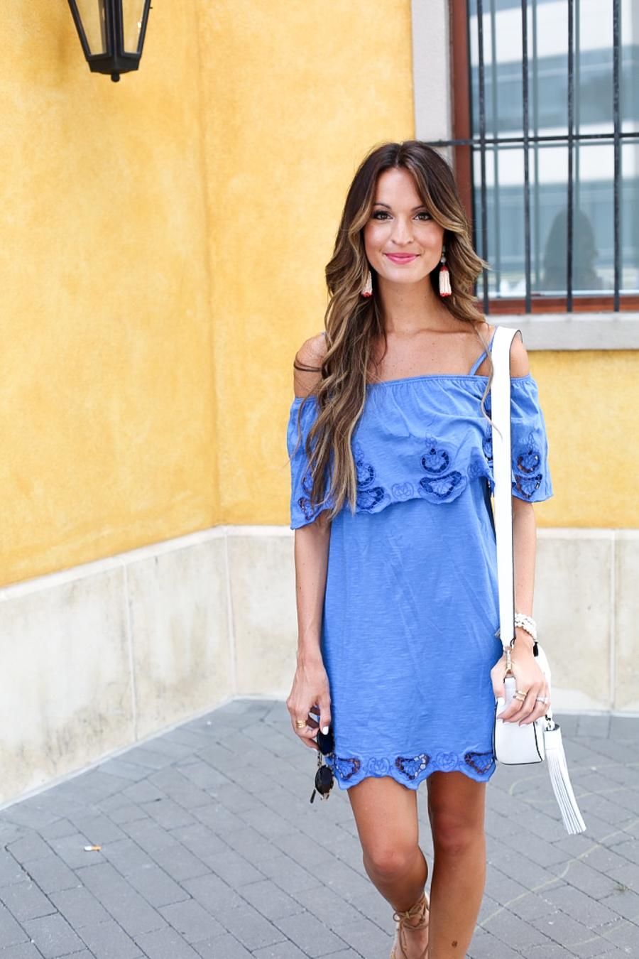 Easy Summer Dress Lauren Kay Sims