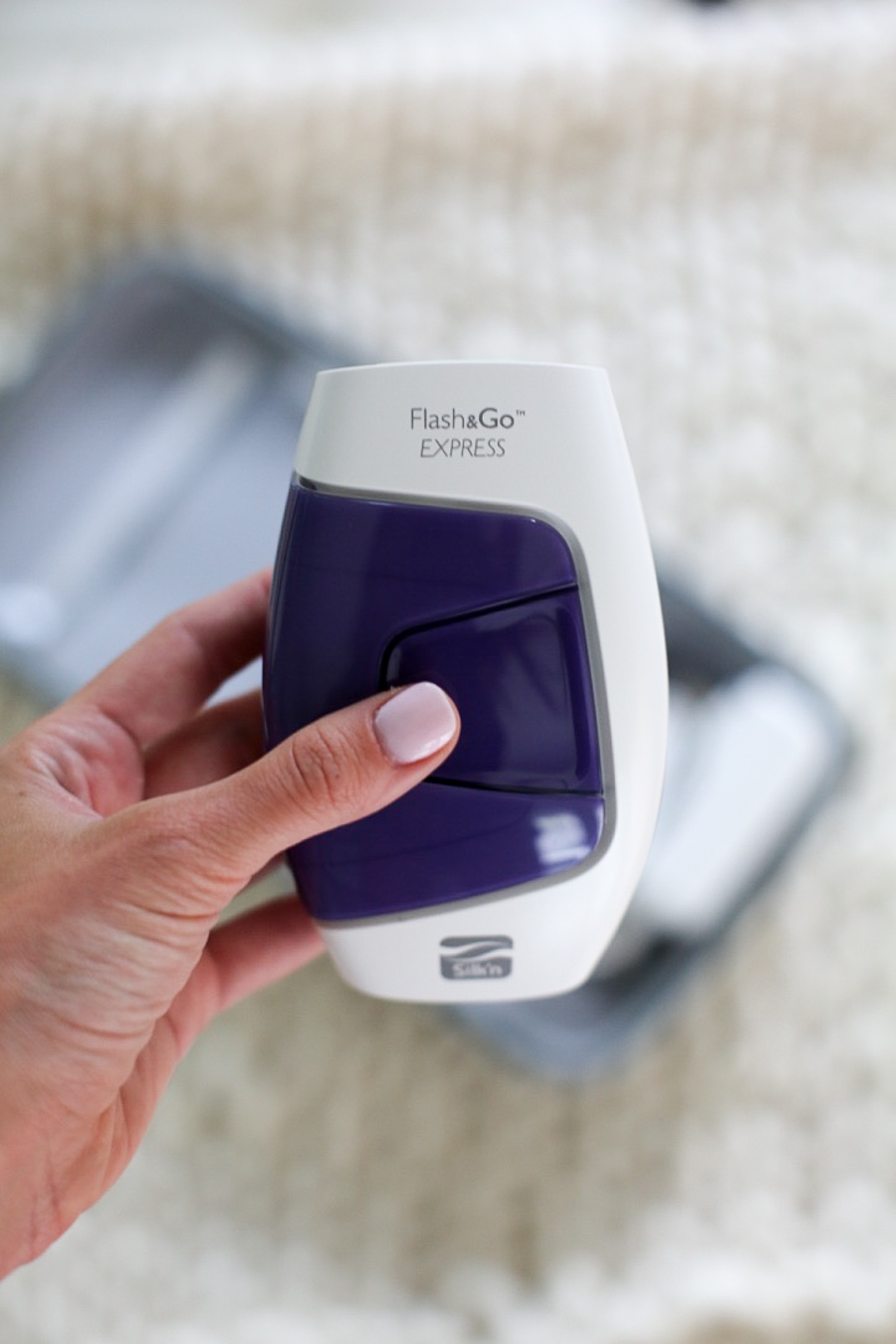 laser hair removal {at home}!