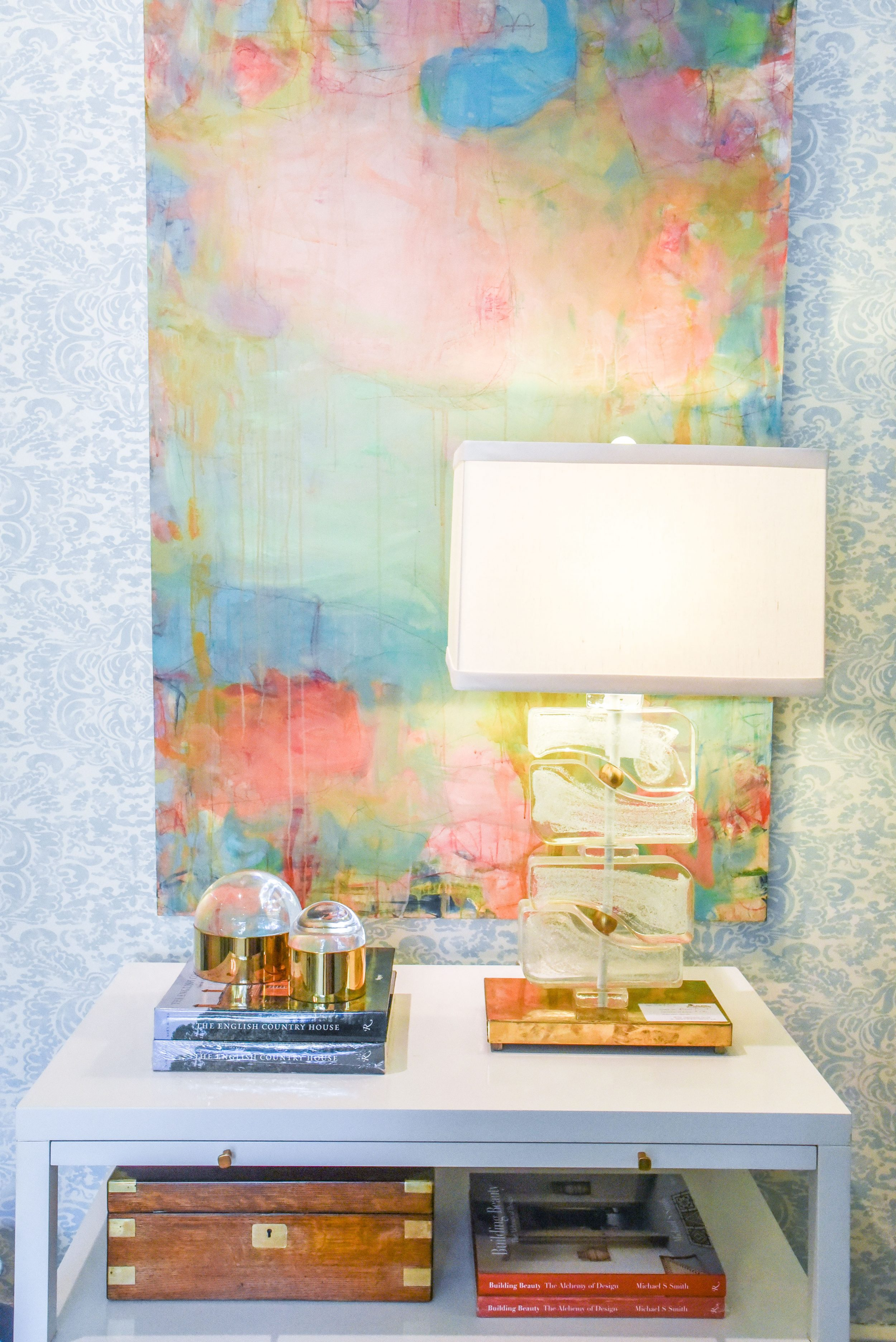 blue print: beauty overload for the home