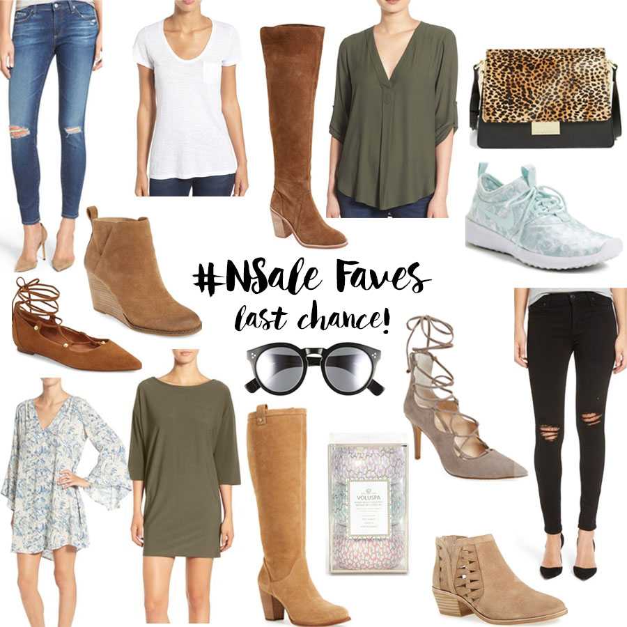 #nsale faves: still in stock!