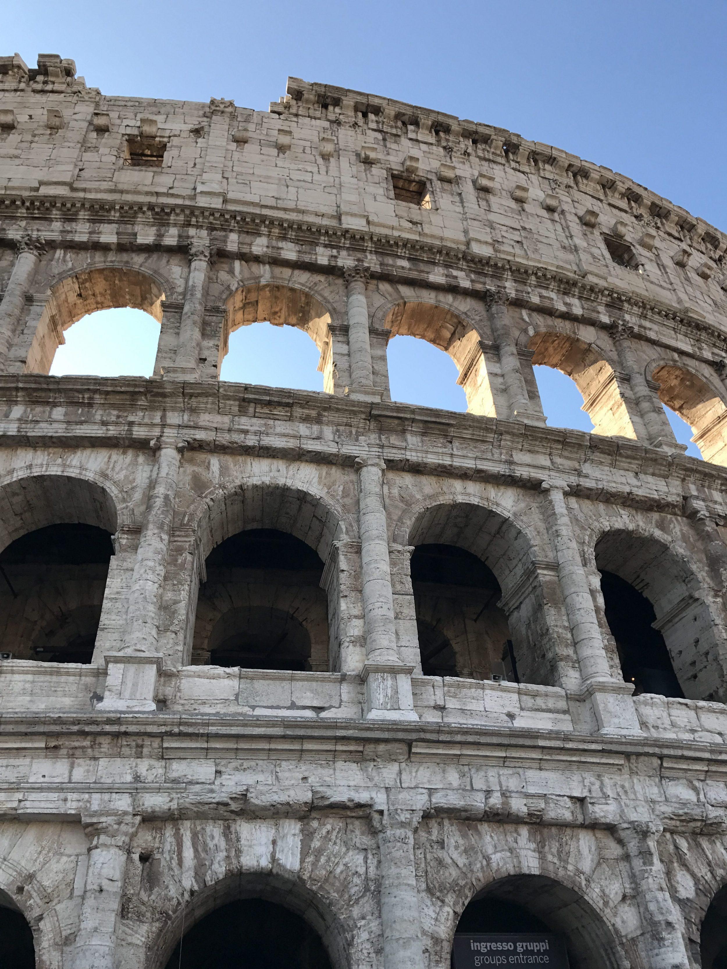 lauren sims Rome travel guide