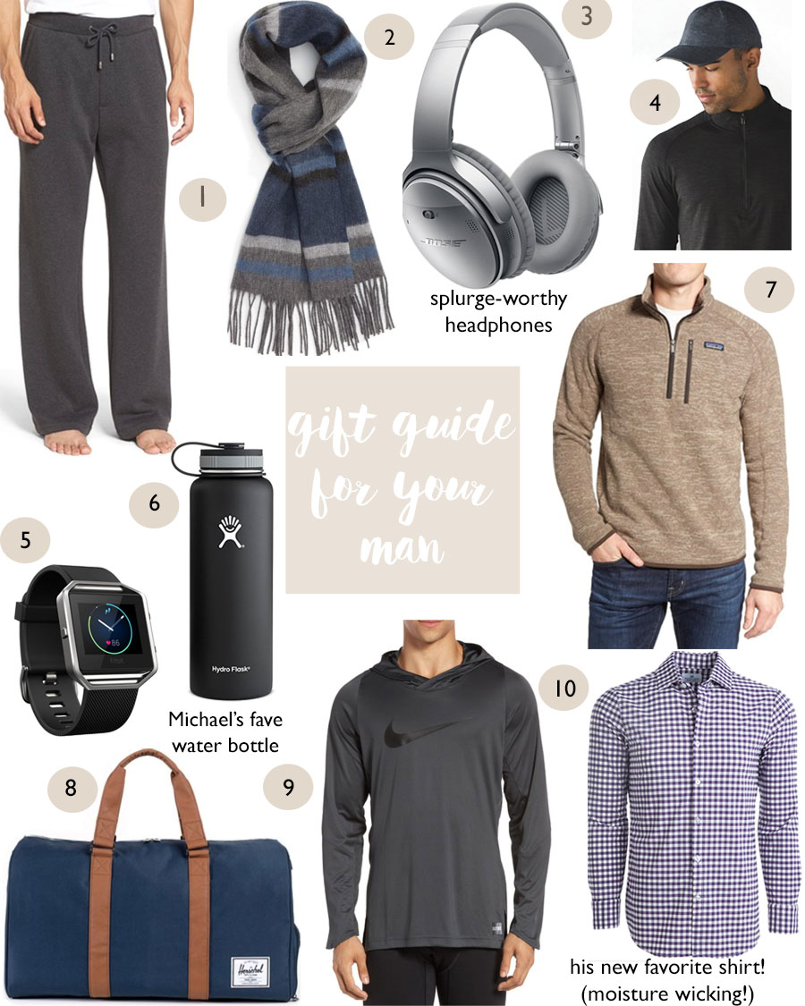 Christmas Gift Ideas For Your Boyfriend.Gift Guide For Your Man Lauren Kay Sims
