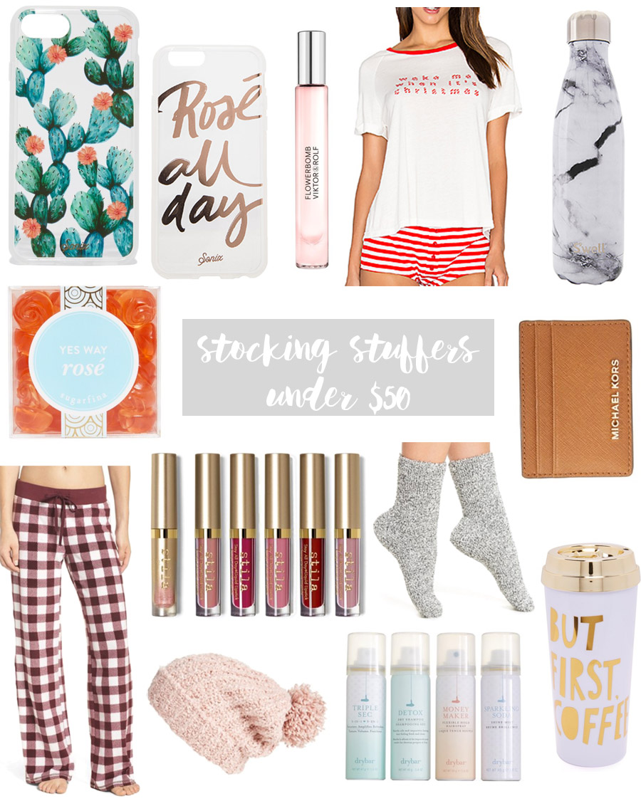 stocking stuffers under $50!