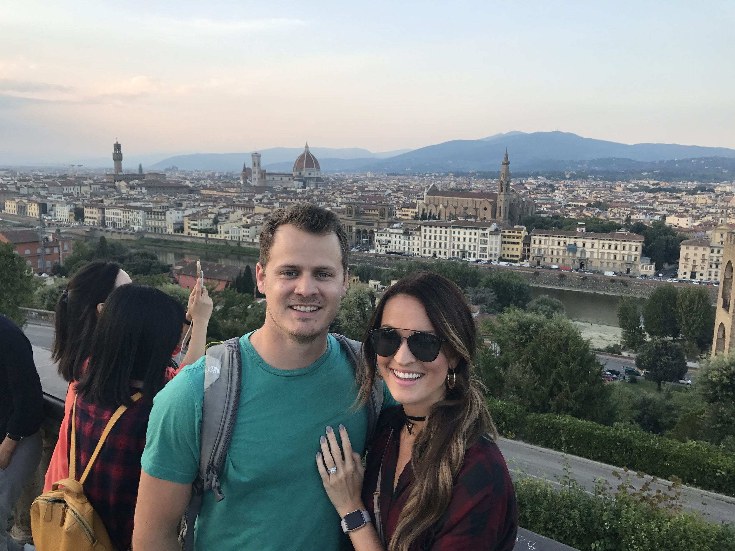 lauren sims florence travel guide