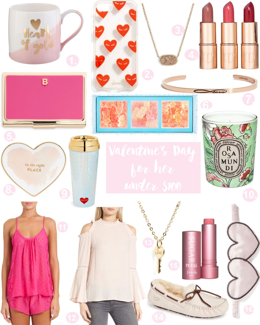 Valentine 39 s day gift ideas for her lauren kay sims for Valentines day gift ideas her