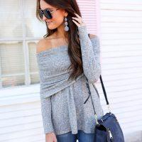 lauren sims convertible sweater