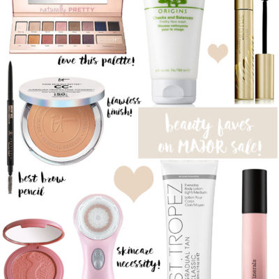 Ulta 21 days of beauty sale!