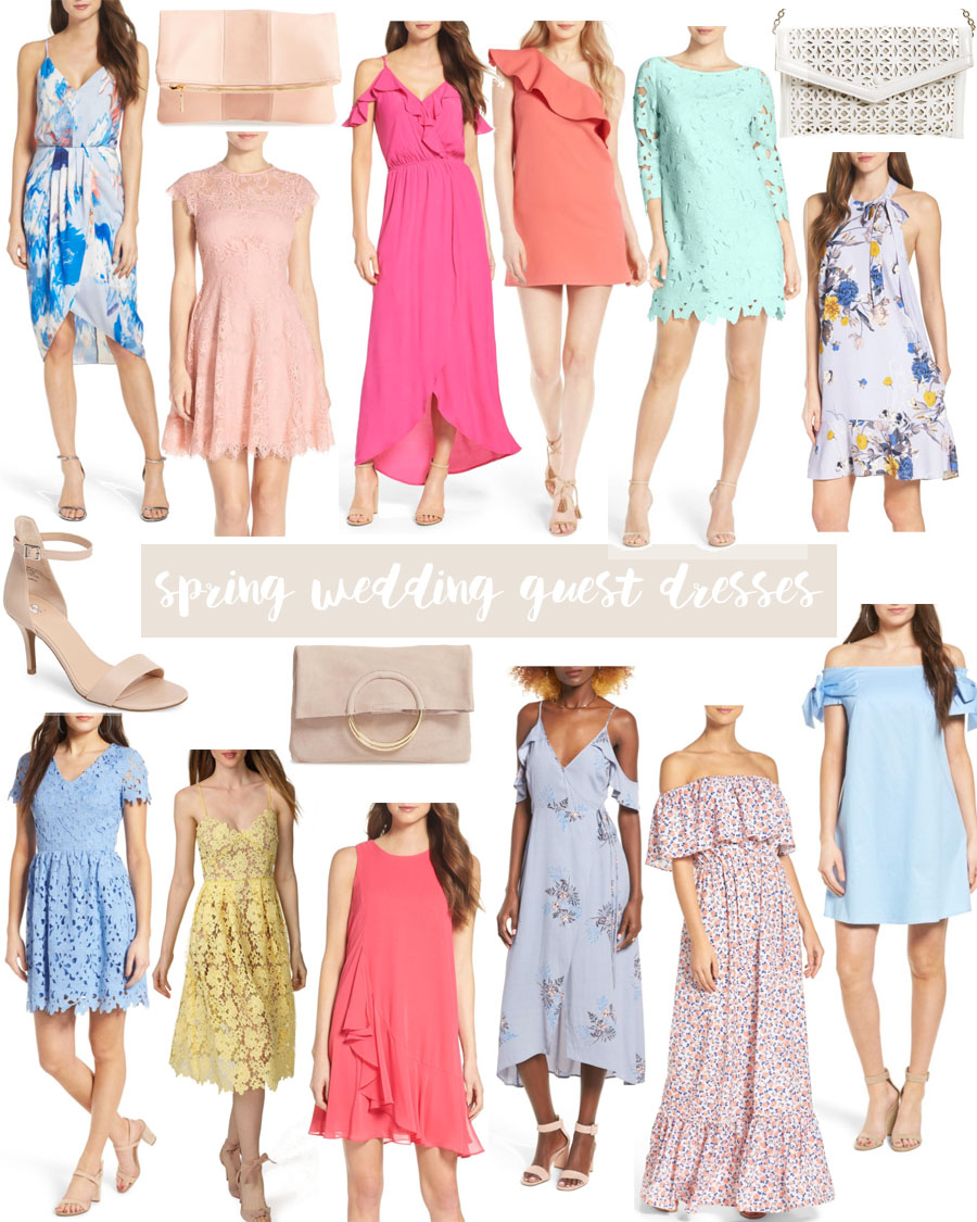 spring wedding guest dresses - Lauren Kay Sims