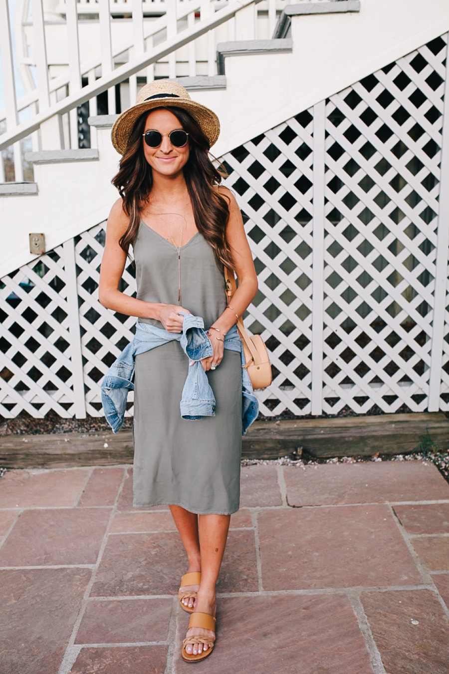 lauren sims slip dress