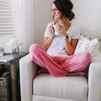 lauren sims bedroom reading nook