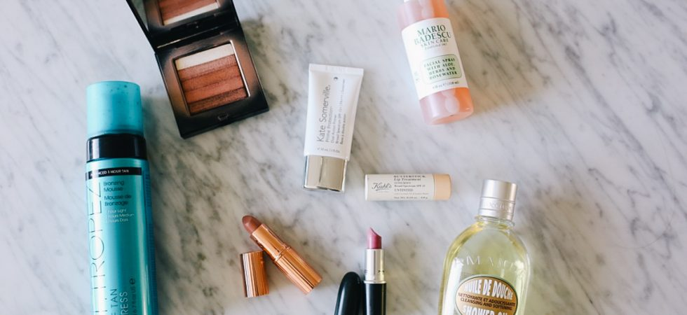 lauren sims summer beauty favorites