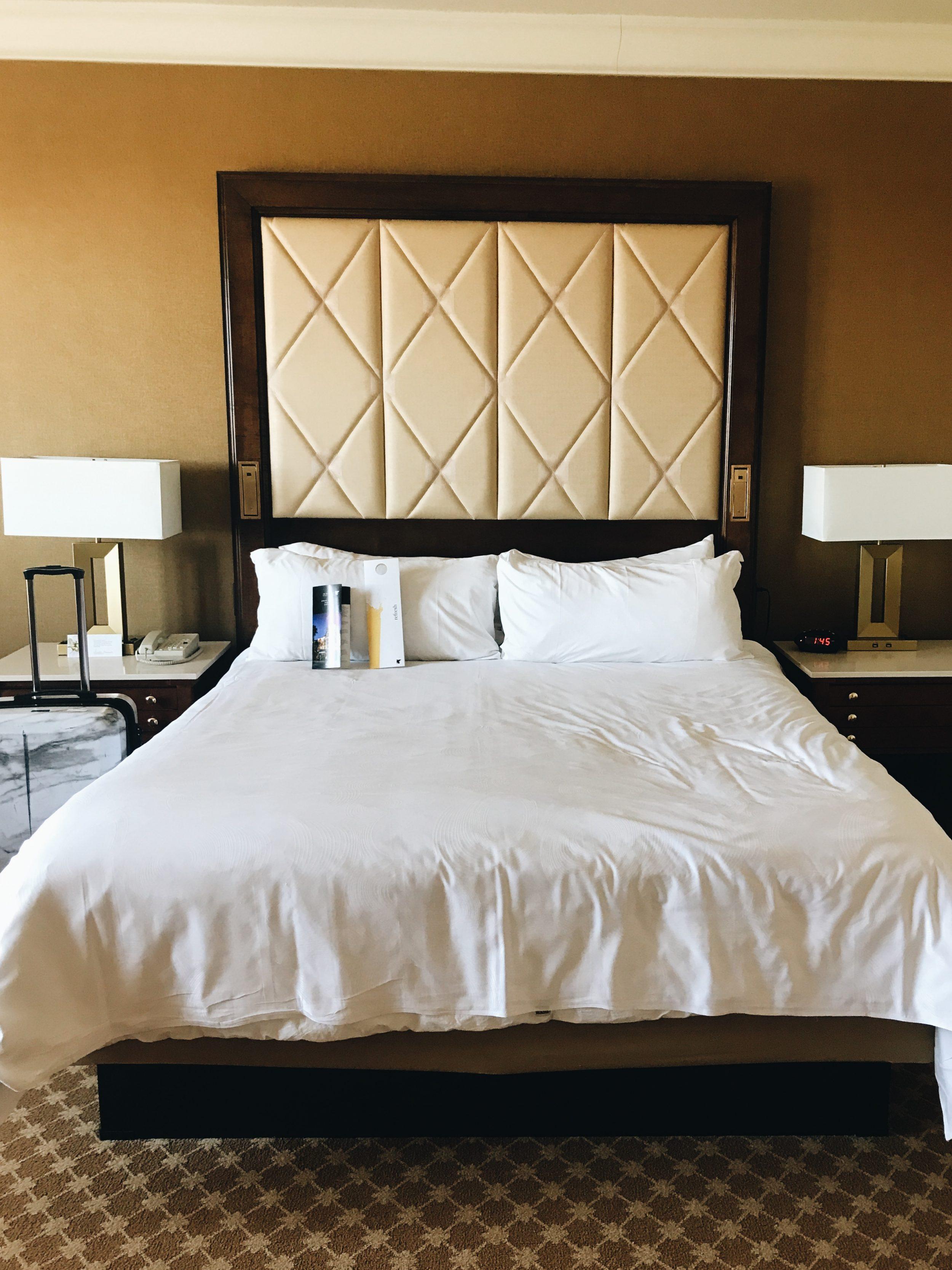 JW Marriott las vegas review