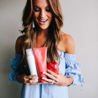 lauren sims summer hair care necessities