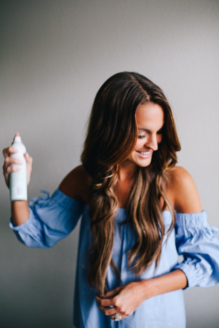 lauren sims summer hair care necessities