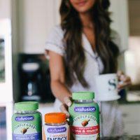 lauren sims vitafusion gummy vitamins