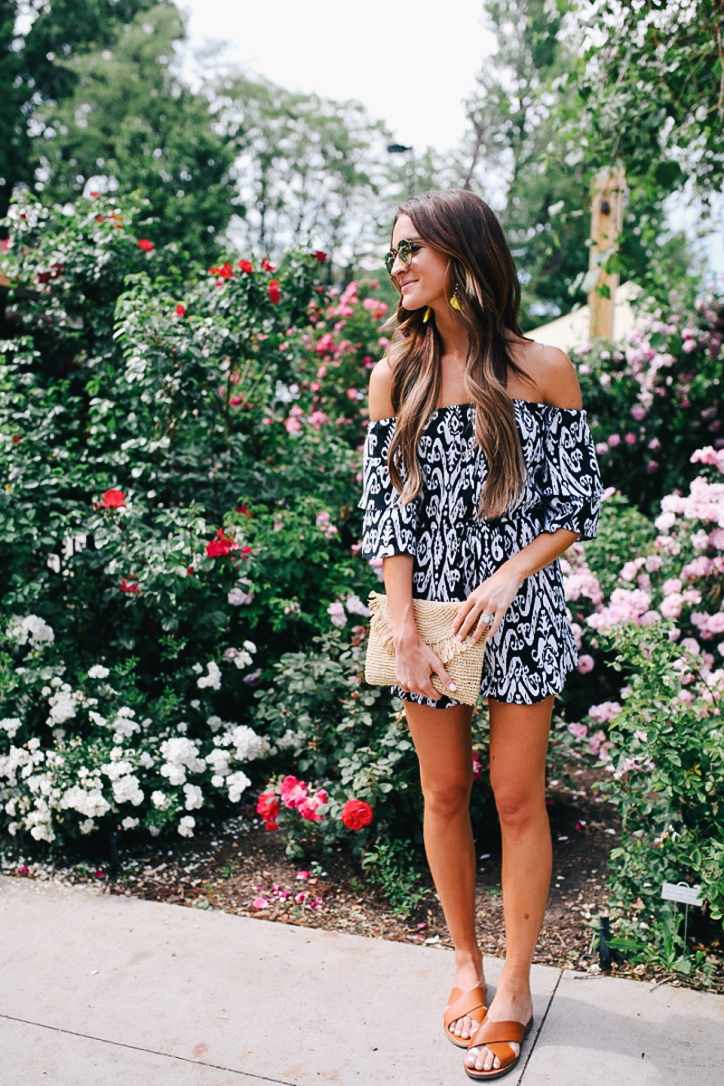 lauren sims vacation outfit ideas