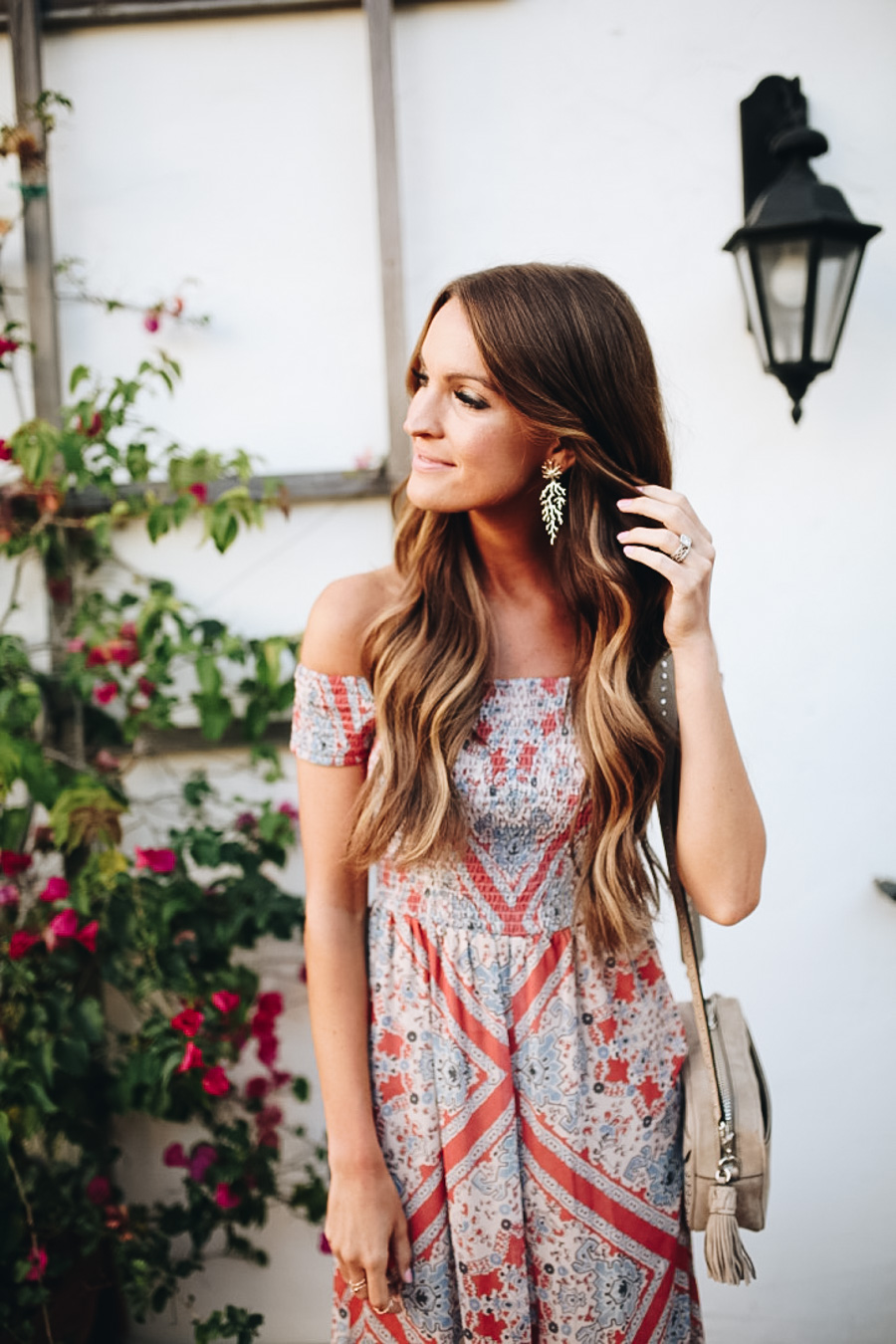 lauren sims maxi dresses for summer