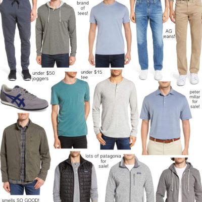nordstrom anniversary sale: top picks for men