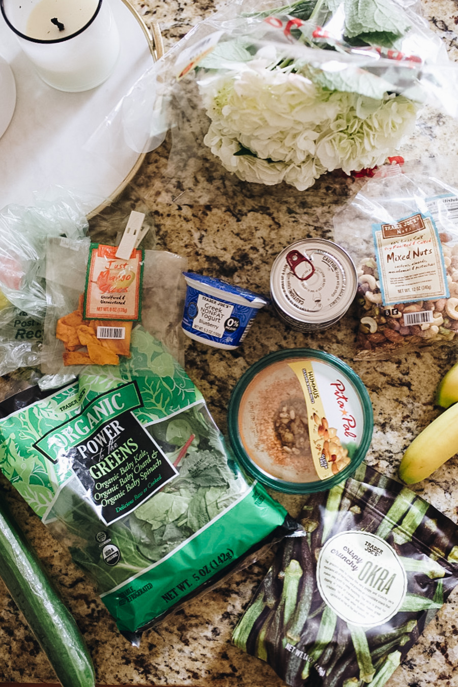 lauren sims healthy tips for grocery shopping