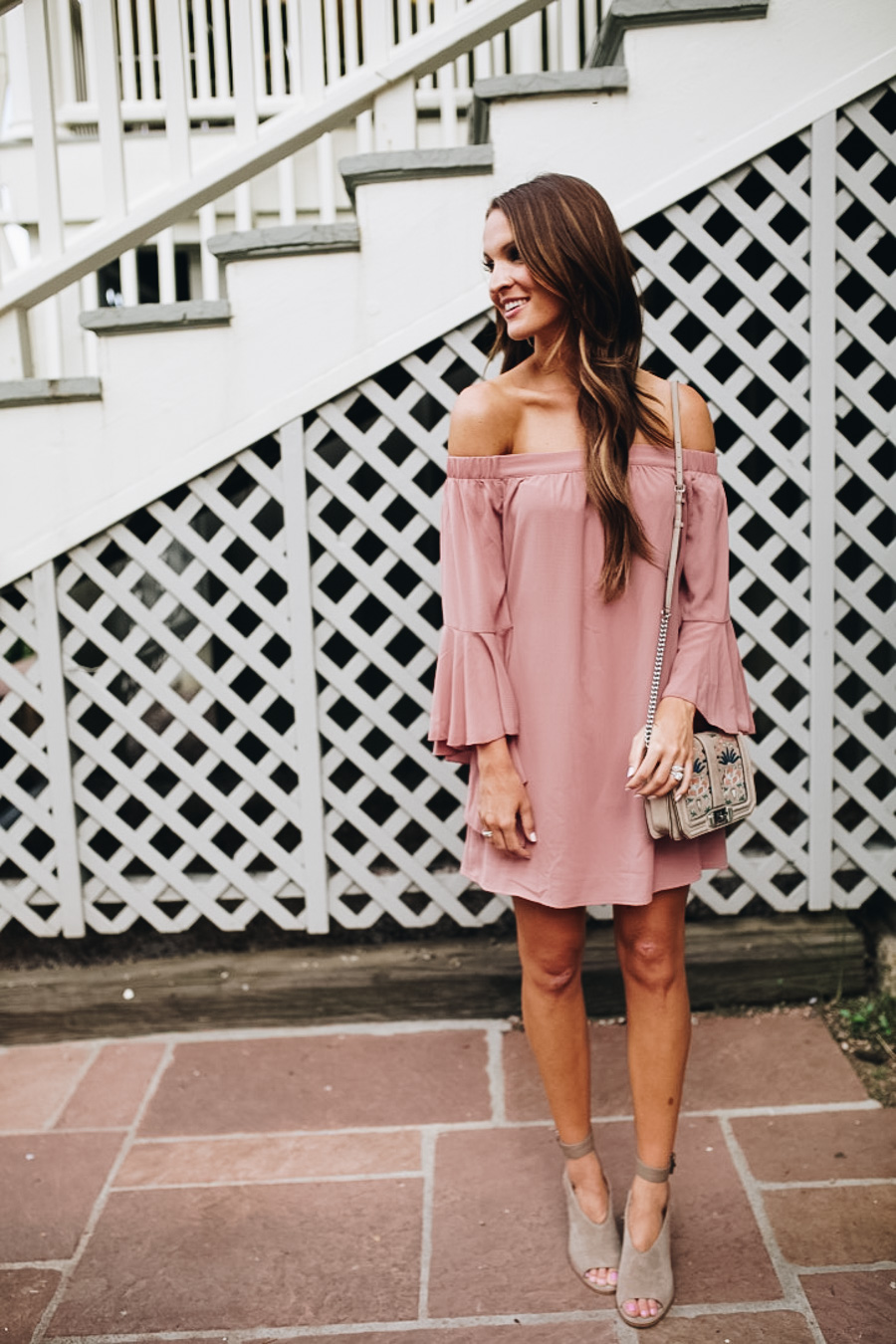 what to wear to a fall wedding - Lauren Kay Sims