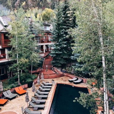 little nell hotel review + aspen travel guide