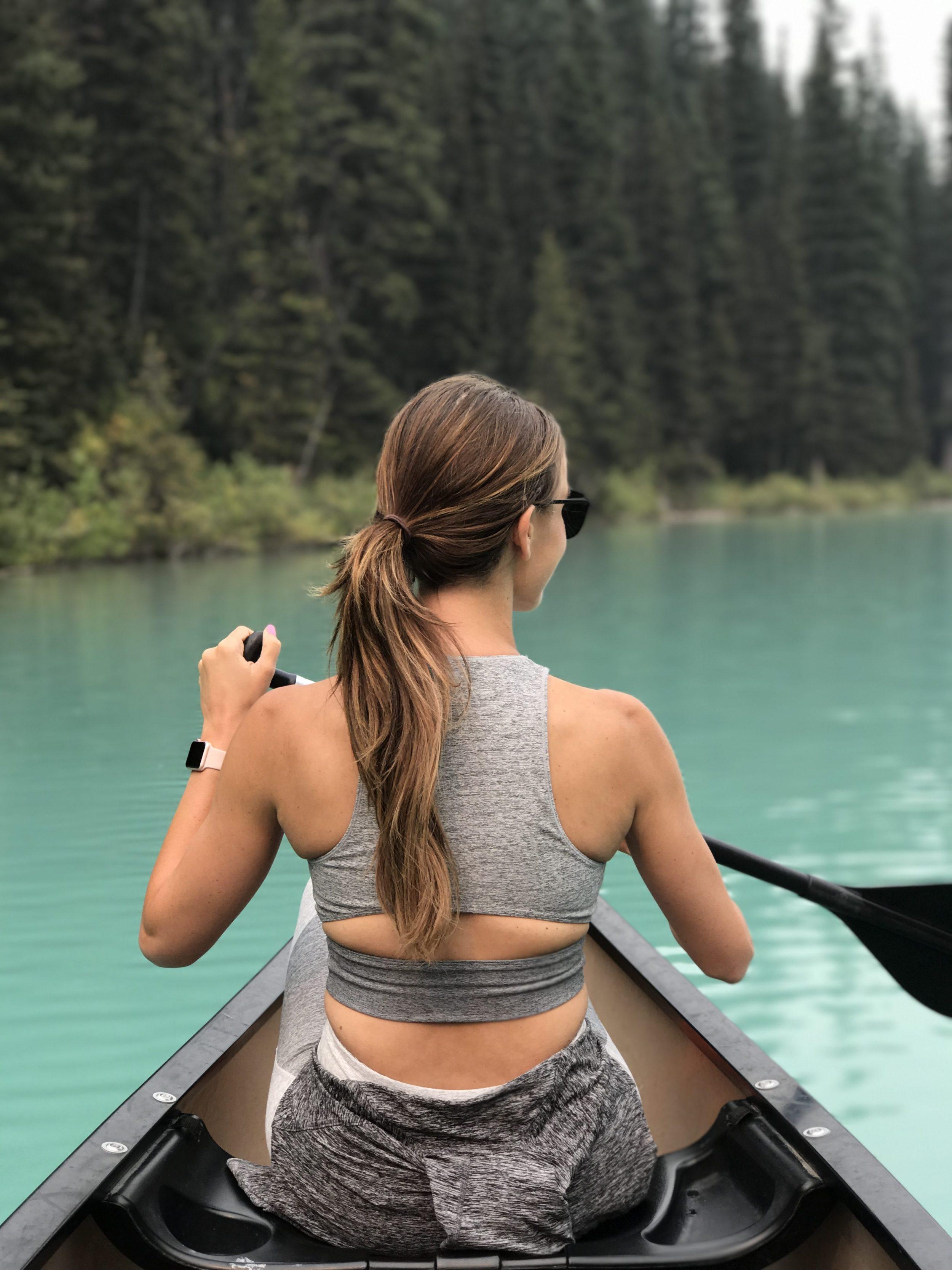 lauren sims banff travel guide