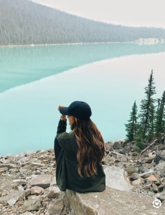 lauren sims banff travel guide