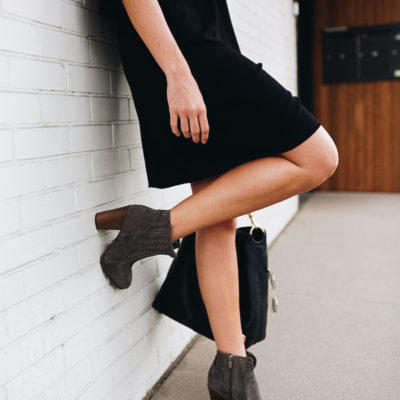 the beauty of finding the perfect fall booties
