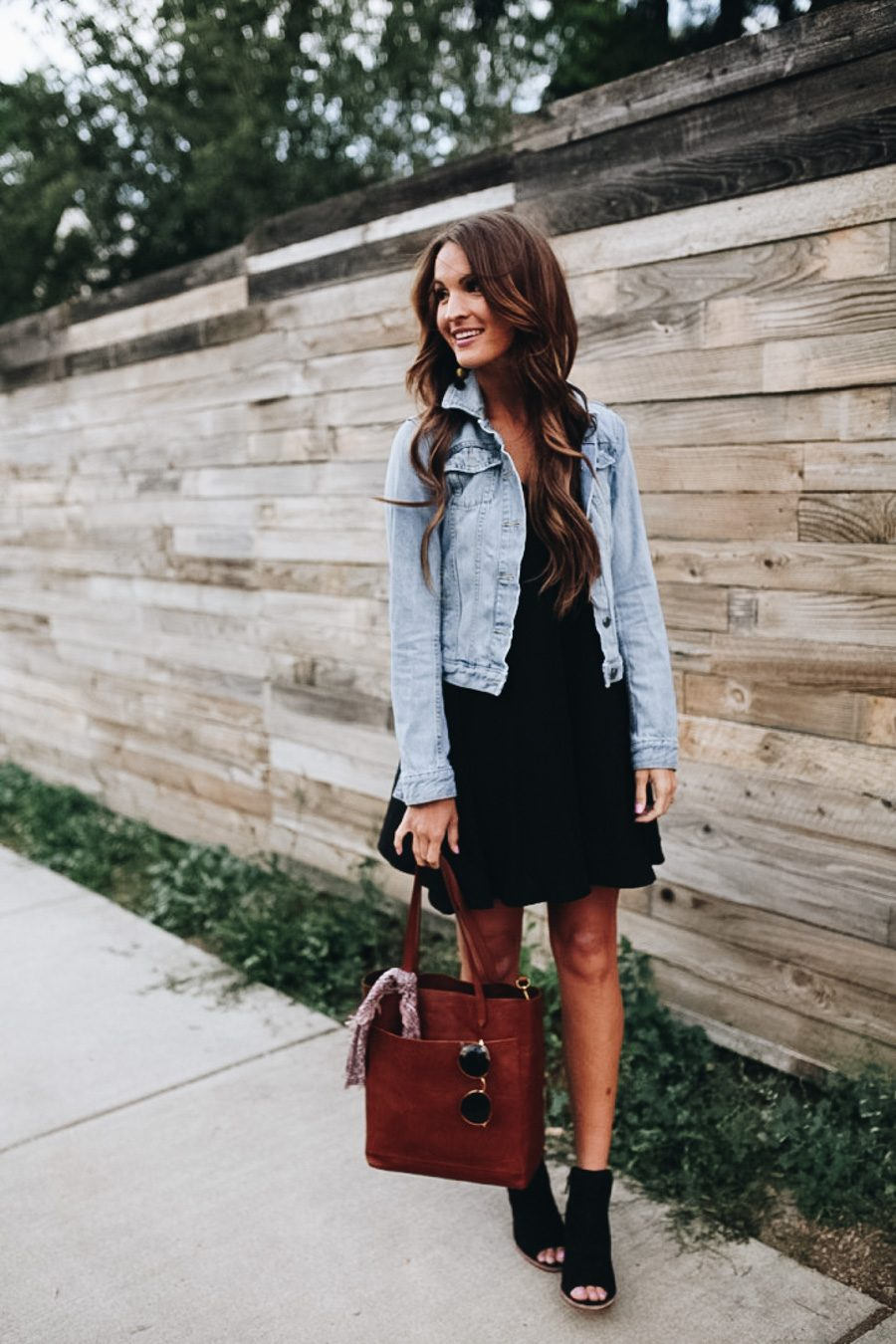 fall date night outfit ideas - Lauren Kay Sims