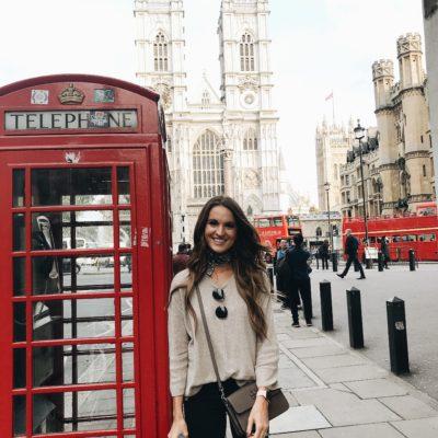 London travel guide + Kensington Hotel review
