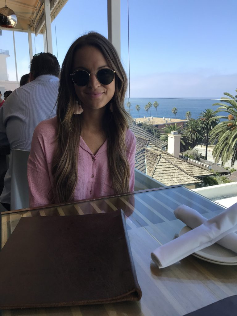 lauren sims california travel guide