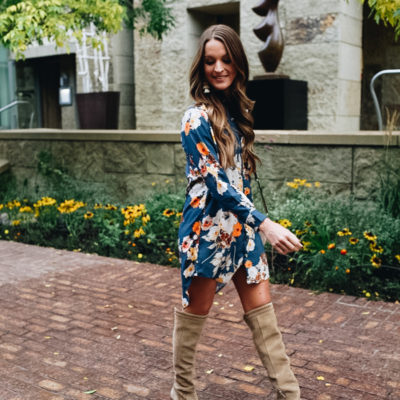fall florals and the art of saying no