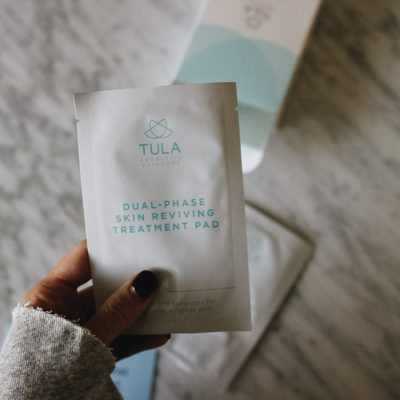 tula mini facial at home