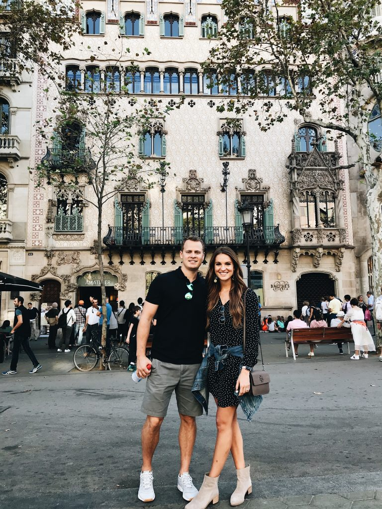 lauren sims barcelona travel guide