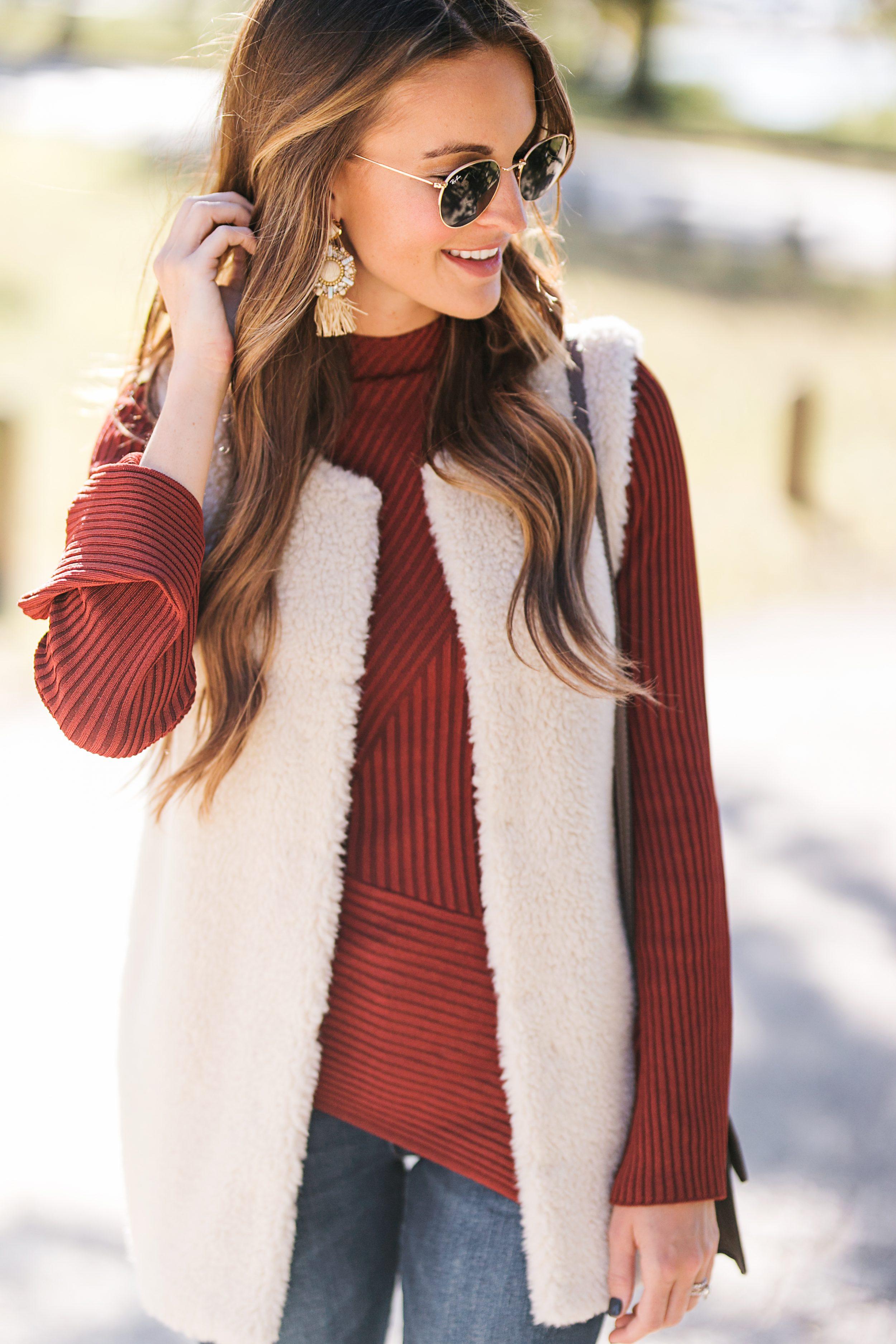 lauren sims thanksgiving outfit ideas