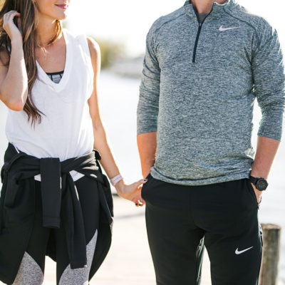 the couple who sweats together…