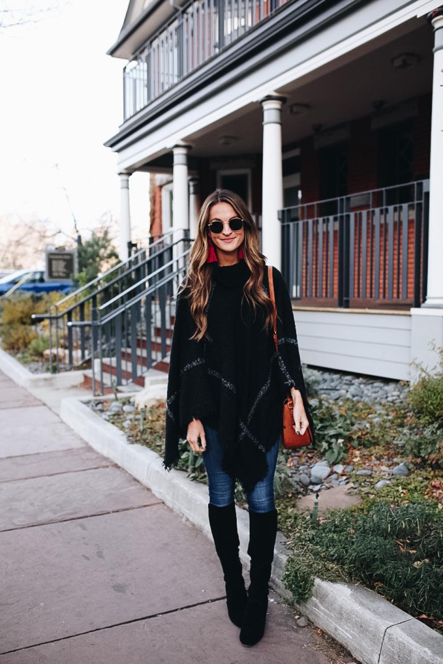 lauren sims thanksgiving outfit idea