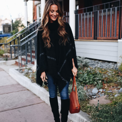 Thanksgiving outfit idea + gift ideas for her