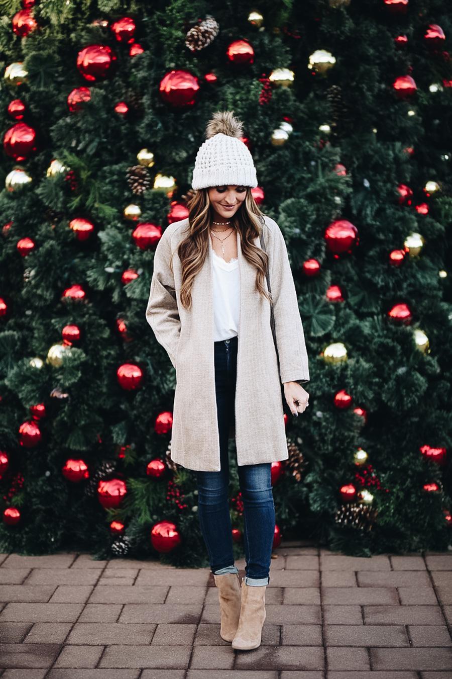 lauren sims madewell herringbone coat