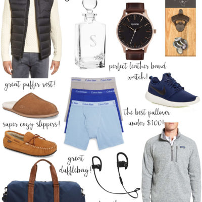gift ideas for him!